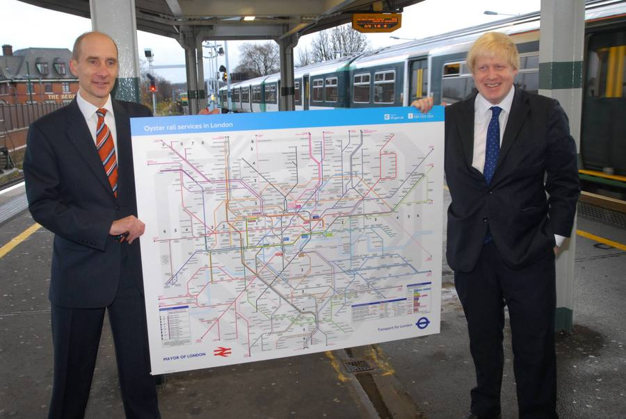Does Boris have his eyes on Elmbridge?