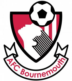 Kingston Guardian: Football Team Logo for AFC Bournemouth