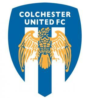 Kingston Guardian: Football Team Logo for Colchester United