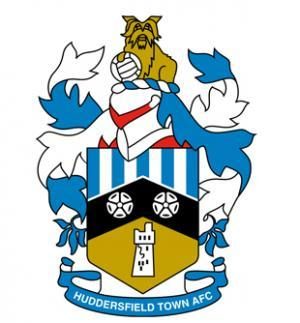 Kingston Guardian: Football Team Logo for Huddersfield Town