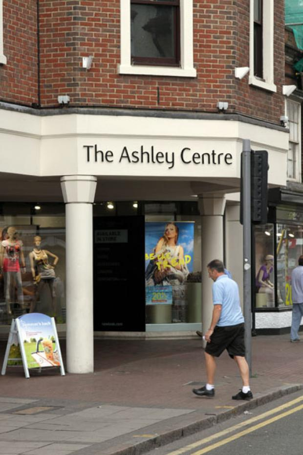 Ashley Centre in Epsom reveals 18 per cent rise in Christmas shoppers