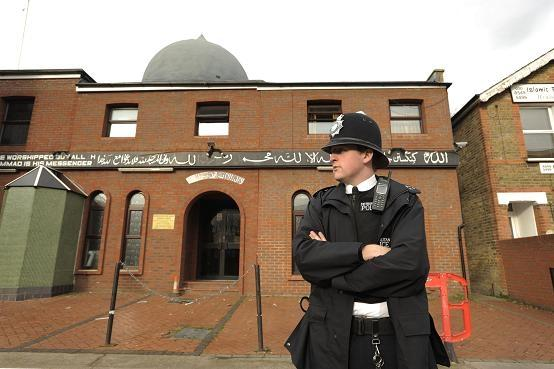 BREAKING NEWS: Man arrested following attack on Mosque