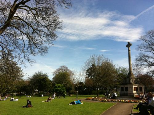 Temperatures could reach 25C this week in south London