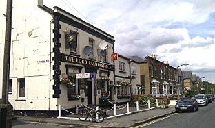 Pubspy: The Lord Palmerston, Carshalton