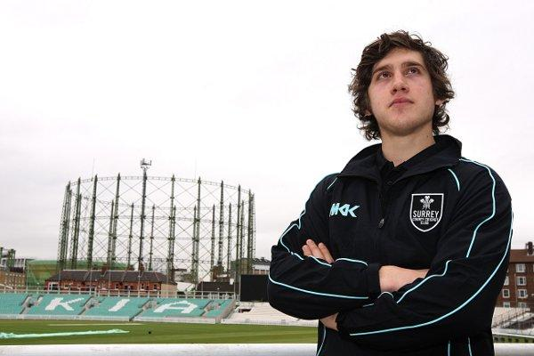 Thirsty for more: Former Hampton School student Zafar Ansari Picture: Empics Sport