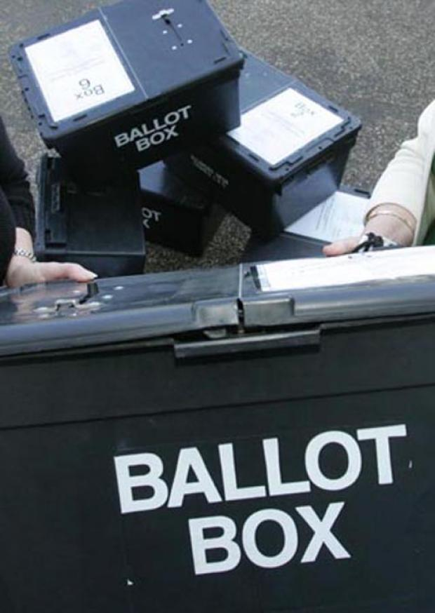 Voting begins across London and beyond