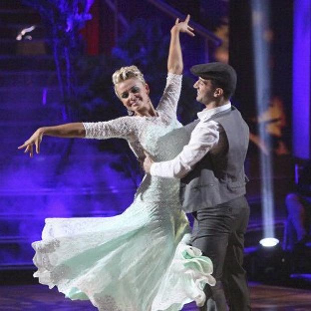 Katherine Jenkins has been wowing the judges on Dancing with the Stars