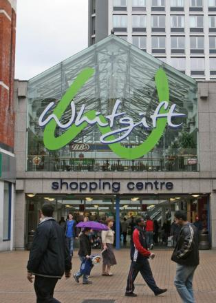 Westfield would invest £1 billion in the Whitgift redevelopment