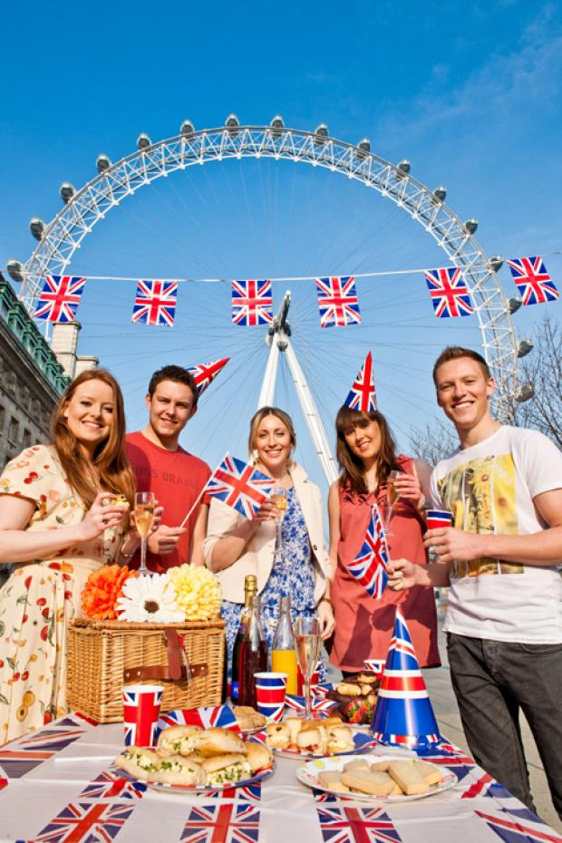 Parties will mark the Diamond Jubilee across London and the UK