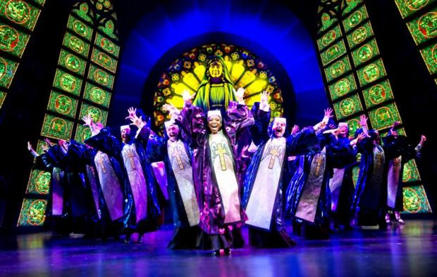 REVIEW: Sister Act - The Musical
