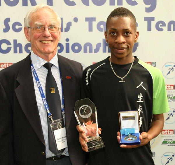 Croydon's Mickel Miller was a winner