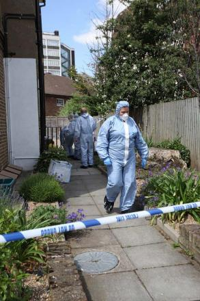 Margot Sheehy, 58, was discovered by colleagues from IntelliFlo who forced their way into her Kingston flat