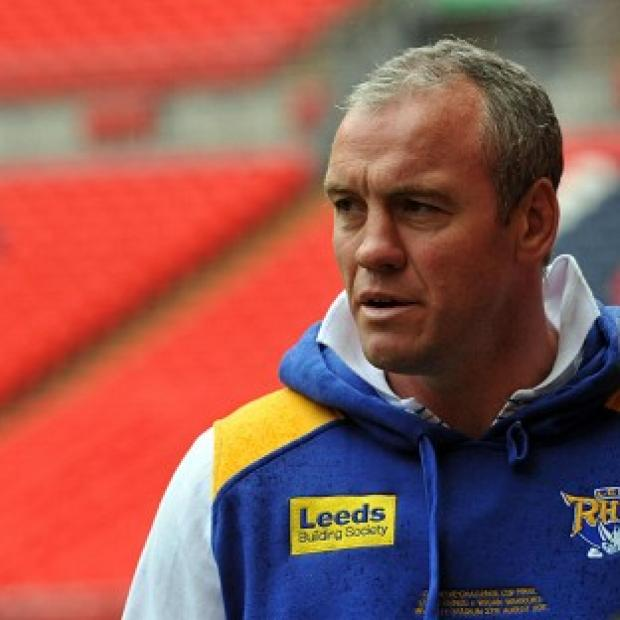 Brian McDermott was pleased Leeds ended Wakefield's winning streak