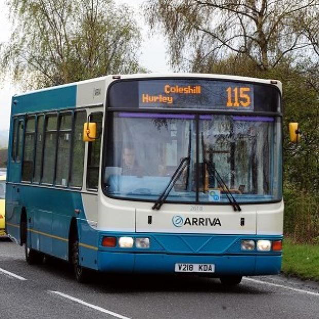 Arriva buses, along with two other operators, obtained a High Court injunction preventing its employees joining the strike
