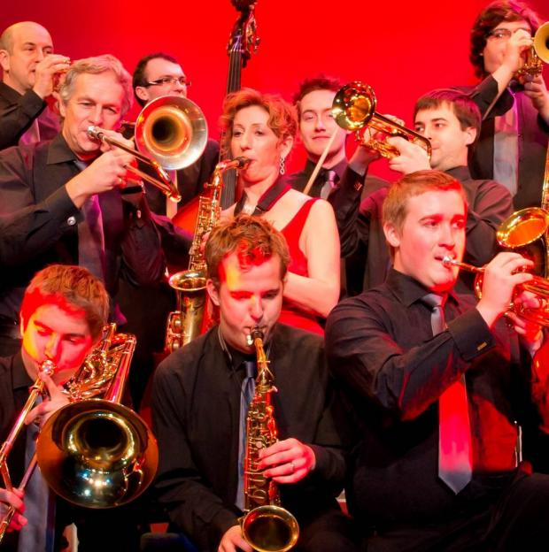 Five Star Swing will be performing at the Epsom Playhouse