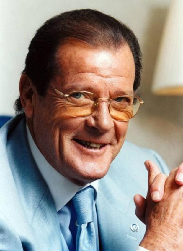 Sir Roger Moore tops Autumn lineup at the Rose