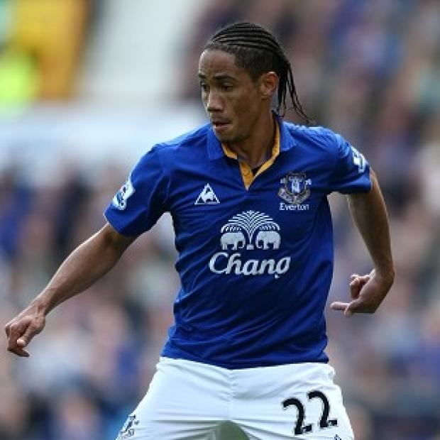 Steven Pienaar is delighted after completing a move back to Everton
