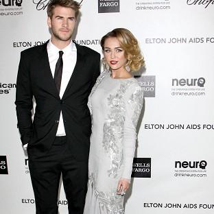 Miley Cyrus has hit back at criticism of her engagement