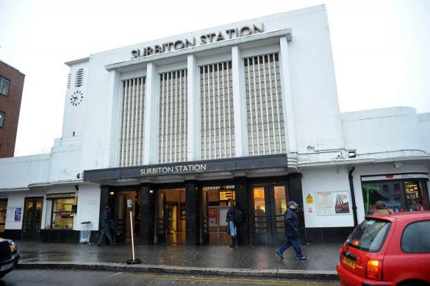 Police release more information on woman hit by a train at Surbiton station