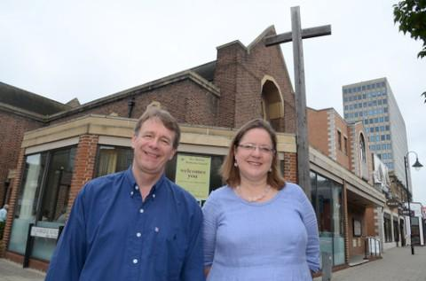 Chamber made: Couple celebrate Mozart's music with free church concert