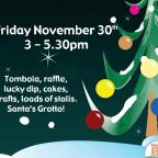 Castle Hill Christmas Fair