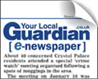 Your local newspaper - online