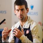 Novak Djokovic says the French Open is his 'number one priority this year'