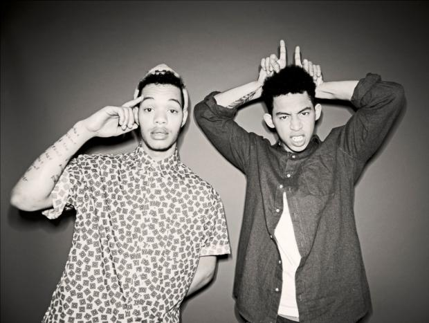 Rizzle Kicks are coming to Kingston on August 30