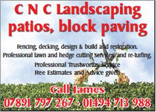 CNC Fencing Decking & Property Maintenance