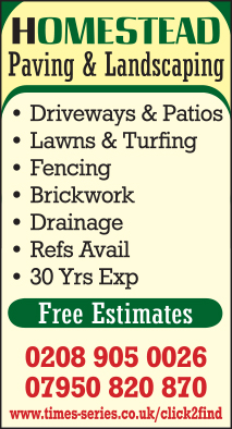 Homestead Paving & Landscaping