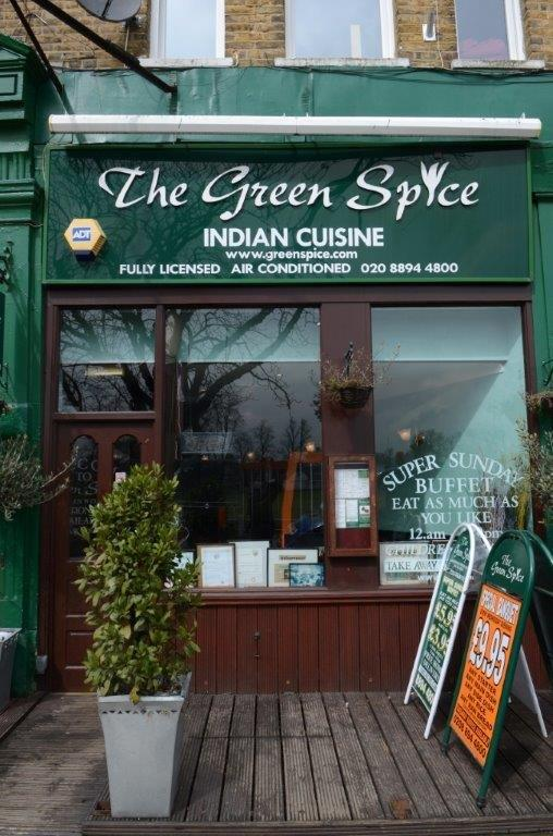 The Green Spice