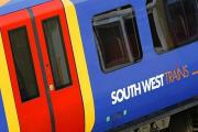 Delays on South West trains to Kingston after passenger taken ill