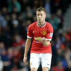 Kingston Guardian: Manchester United's Tom Cleverley is staying at Old Trafford