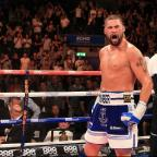 Kingston Guardian: Tony Bellew, pictured, beat Nathan Cleverly