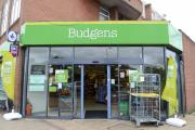 Gone: the old Budgens shop in Ewell Road