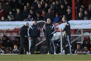 Brentford: Get me three out of three, says Warburton