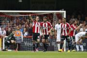 Lucky charm: Every time Spaniard Jota has scored this season, Brentford have won