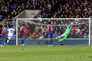 Aging like a fine wine: Julian Speroni, here in action against QPR, is having a testimonial season to remember