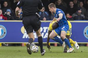 AFC Wimbledon: Tanner says promotion still on, because Dons never say die