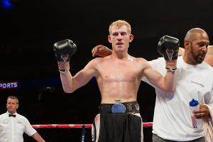 Boxing: Owen is refreshed and ready to restart