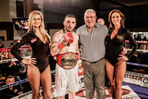 Boxing: Gardner comes through a scare to retain Queensbury Boxing League title