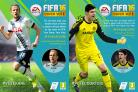 Tottenham's Harry Kane or Chelsea's Thibaut Courtois could be on the front cover of Fifa 16
