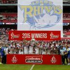 Kingston Guardian: Leed Rhinos have more trophies in their sights