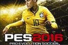 PES 2016 published by Konami