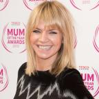 Kingston Guardian: Zoe Ball reveals husband's fitting epitaph as she opens up about her drunken kiss with a 22-year-old