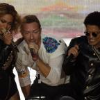 Kingston Guardian: Beyonce, Coldplay and Bruno Mars performed at the Super Bowl and it was EVERYTHING
