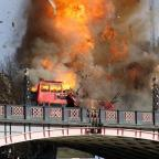 Kingston Guardian: Londoners aren't too happy about the bus explosion staged for a Jackie Chan film