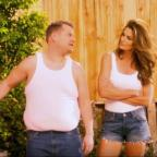 Kingston Guardian: Video: Cindy Crawford and James Corden have hilariously remade a famous advert