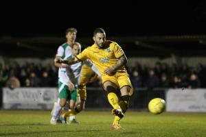Sutton United: Goalscorer Fleetwood can finally rise above training ground jibes