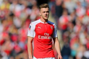 Arsenal defender Calum Chambers set for Middlesbrough loan move